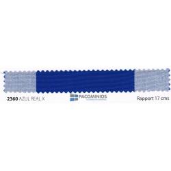 Lona Azul Real X Clásico